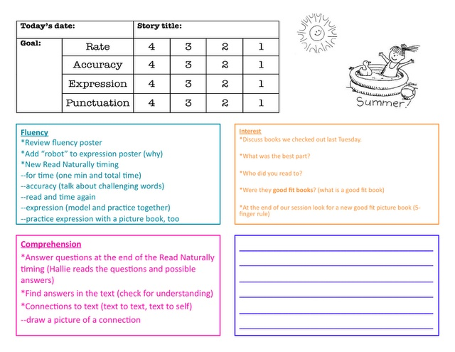 Summer Tutoring form...reading group thoughts and ideas! Suggestions needed!!!