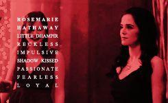 Vampire Academy : blood sisters