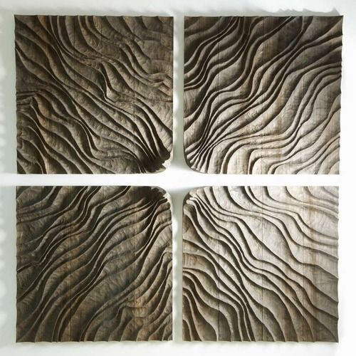 iamjapanese:  Thierry Martenon(French, b.1967) wood...