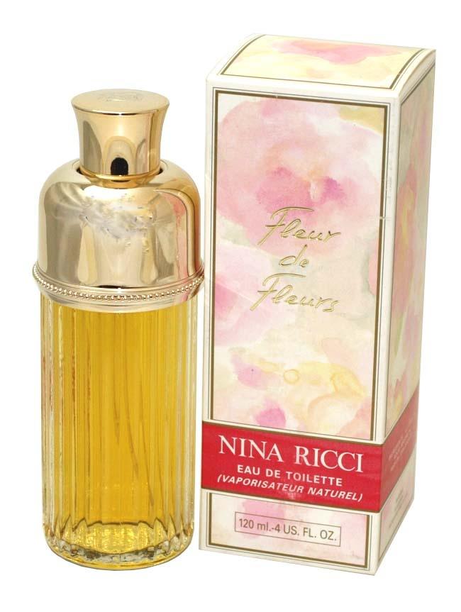 fleur de fleurs eau de toilette spray for women by nina ricci favorite fragrances pinterest. Black Bedroom Furniture Sets. Home Design Ideas
