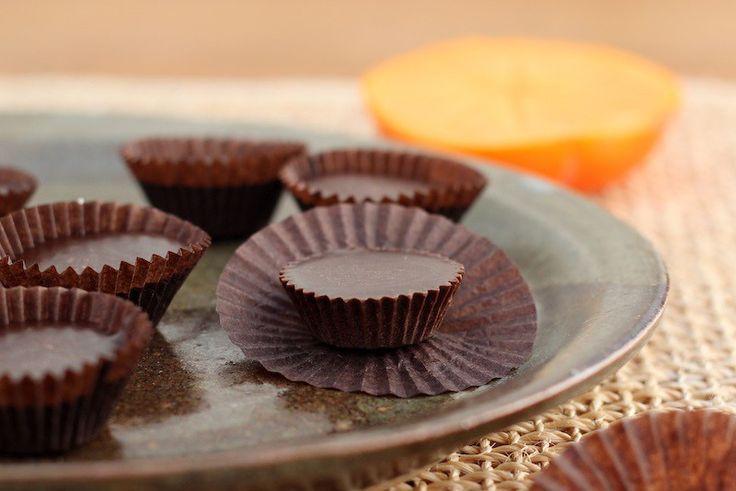 HANDMADE THREE INGREDIENT CHOCOLATE - Homegrown Kitchen