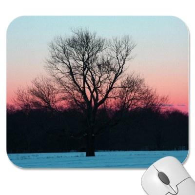 Sunset #Mousepad who decorate your desk beautifully! #zazzle