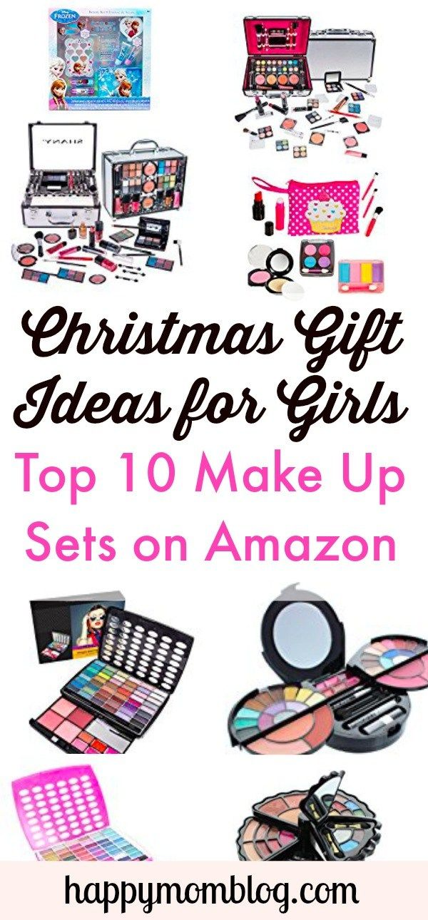 christmas gift ideas for girls top 10 make up sets on amazon bloggers pinterest gifts christmas and christmas gifts