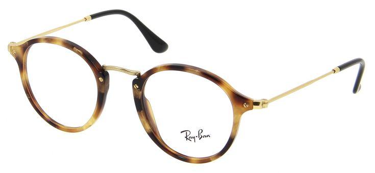 Lunettes de vue RAY-BAN RX 2447V 5494 47/21 Mixte Ecaille / Marron Arrondie Cerclée Vintage 47mmx21mm 115€. Optez pour un look rétro grâce aux lunettes de vue RX 2447V 5494 47/20. Vous apprécierez la forme ronde de la monture alliée à la finesse des branches. Un must have signé Ray Ban. Ce modèle existe en plusieurs tailles et couleurs.