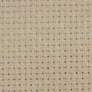 Lambswool AIDA 14 Count Fabric. Permin aida. Natural embroidery cotton. Made in the Denmark