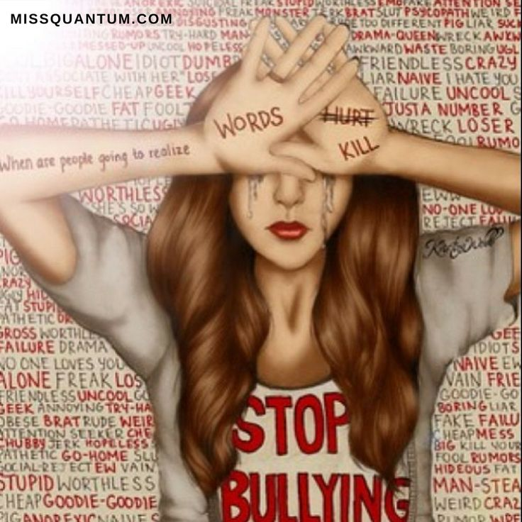 Teenage suicide rates are at an all time high, Stop Bullying and the witnessing/condoning of bullying. Use your voice, take action against bullying. If you're not a part of the solution, you're a part of the problem. -MQ #bullying #abuse #stophate #suicideprevention #selfesteem #preteen #teen #kids #adult #school #love #acceptance #kindness #words #peace #joy #depression #stress #anxiety #anti-bully #intervention #lgbt #missquantum