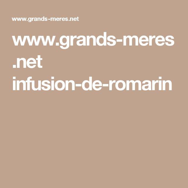 www.grands-meres.net infusion-de-romarin