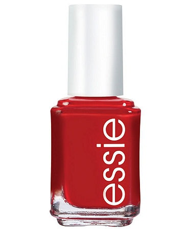 Essie - Russian Roulette  This looks like the perfect red.