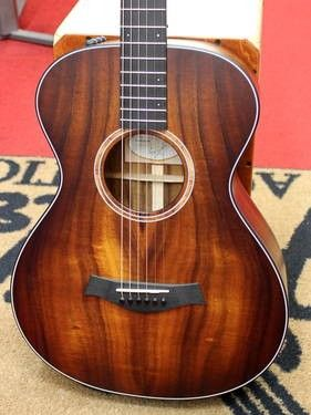 2013 Taylor Roadshow BTO Custom all Solid Koa 12 Fret Acoustic Electri for Sale in Glen Park, New York Classified | AmericanListed.com