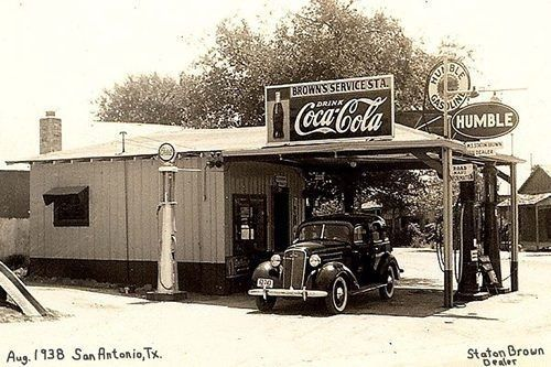 20 Best Images About Old Gas Stations On Pinterest Old
