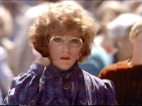 Dustin Hoffman (Tootsie, 1982) | Drag Crush | Pinterest