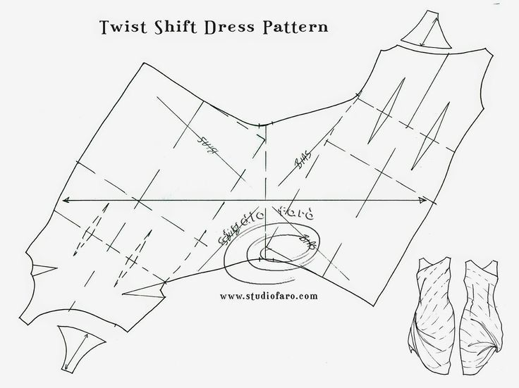 The 12 best Pattern Cutting & Sewing images on Pinterest | Pattern ...