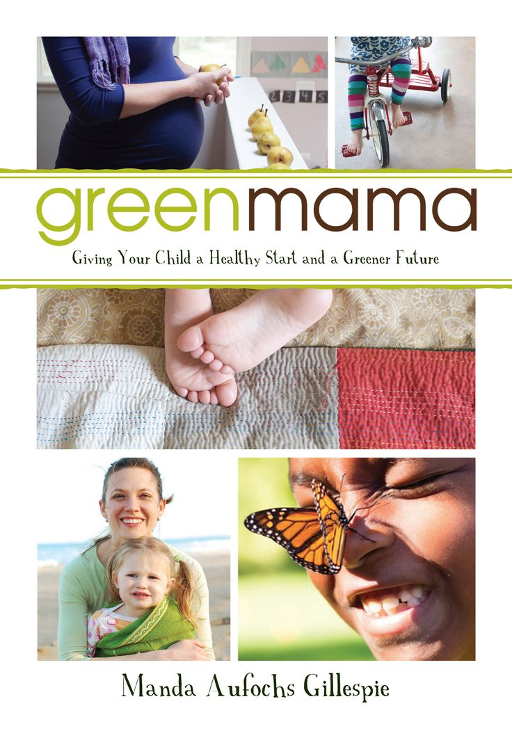 From choosing environmentally friendly diapers to identifying the hidden toxins in children's food, cribs, car seats, and toys, Green Mama discusses topics that are vitally important to new parents.