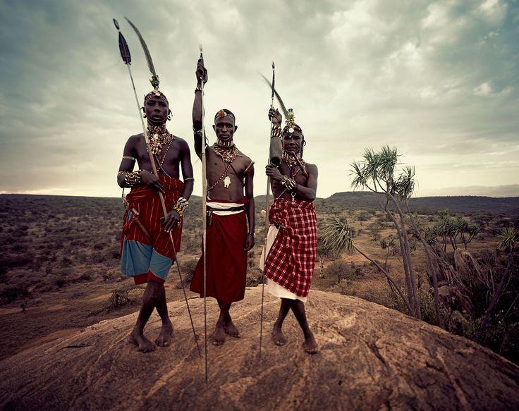 Samburu - Kenya Photo : Jimmy Nelson