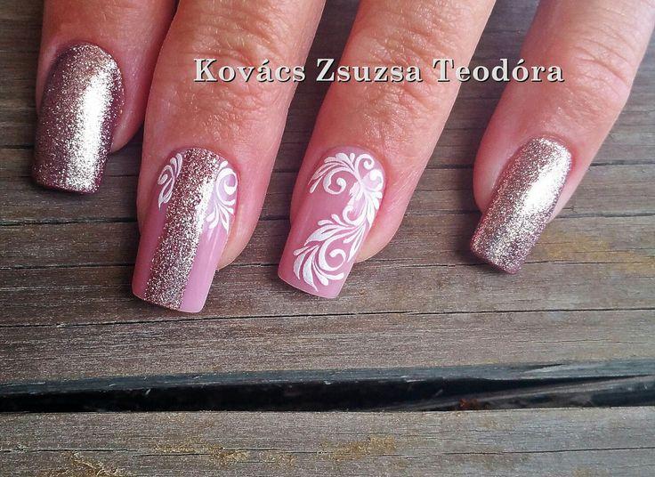 #nails #nailsoftheday #nailart #ilovenails