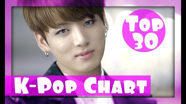 Check out what the staff at K-Ville are listening to on this week's Top 30 K-Pop Songs Chart!