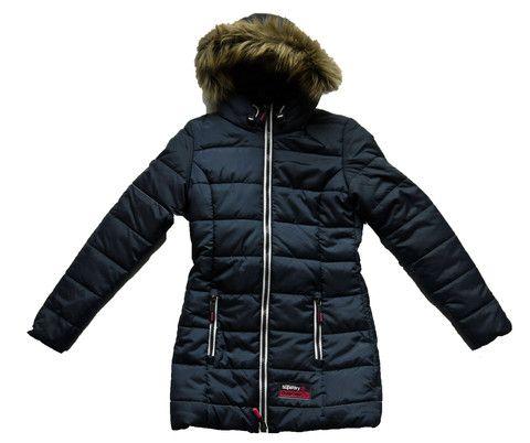 Superdry Womens Polar sports Tall Puffer Coat – Moyheeland Traders