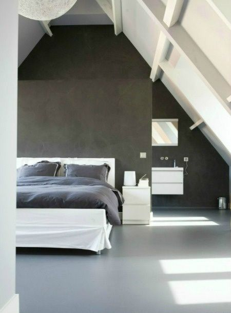 25 beste ideeà n over zolder slaapkamer op pinterest kleine