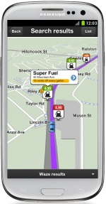 Waze fuel, the navigation app that offers real-time traffic data, launches a new feature which provides real-time fuel prices.