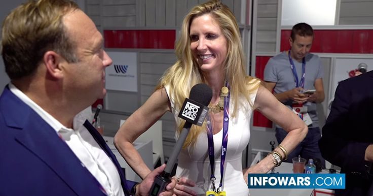 Ann Coulter: People Have To Get Comfortable With The Idea Of Trump