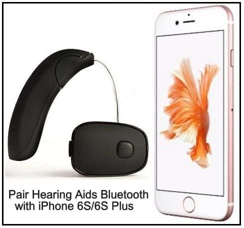 Here's setup guide to pair hearing aids Bluetooth device on iPhone 6S, iPhone SE,, iPhone 5S, iPad and more. Maintain your iOS device to get better sound.