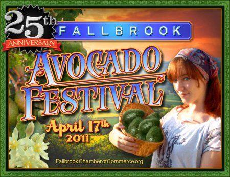 Fallbrook Avocado Festival - Apr. 15, 2012