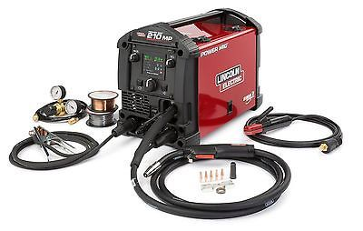 Lincoln Power MIG 210 MP Multi-Process Welder MIG TIG and Stick K3963-1 #Business #Industrial #Manufacturing #Metalworking #K3963-1