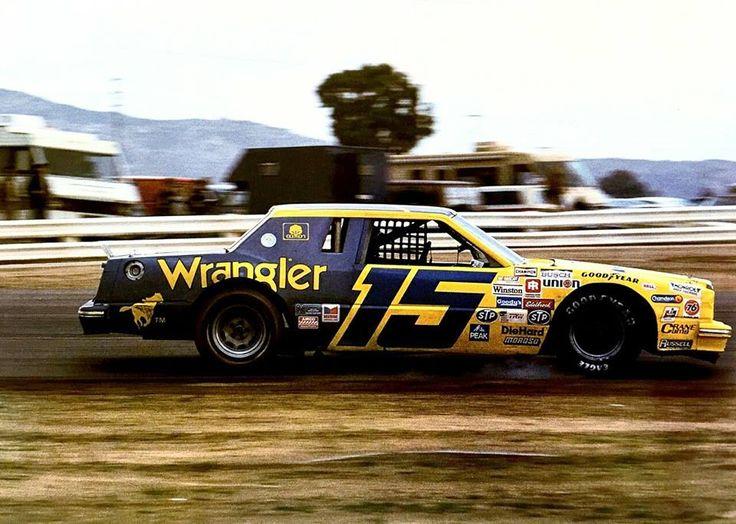 Dale Earnhardt - Winston Western 500 @ Riverside - 1983