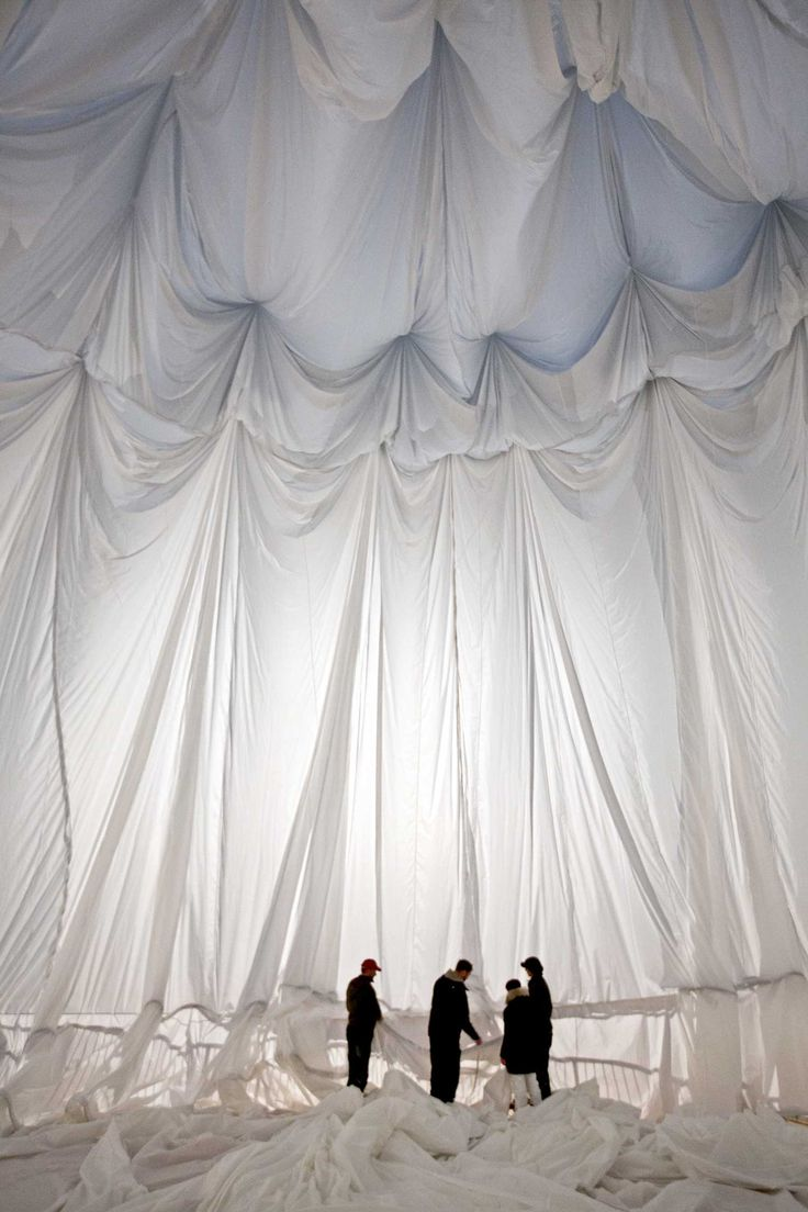 twenty two textile installations – big and small – that will knock your socks off   | Yellowtrace