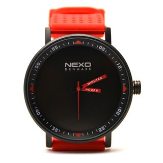 Nexo S Watch - wow! A great Christmas present for the man in your life.  Help him keep on time!