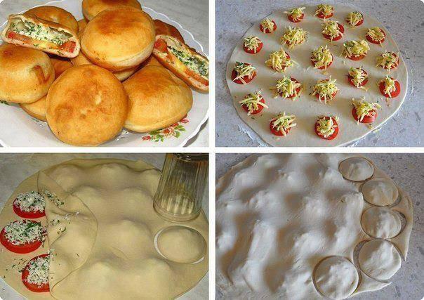 Piknik pite - Receptolimpia, Stefike receptje