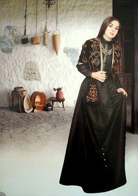 Абхазский национальный костюм - Страница 3 - АБХАЗИЯ