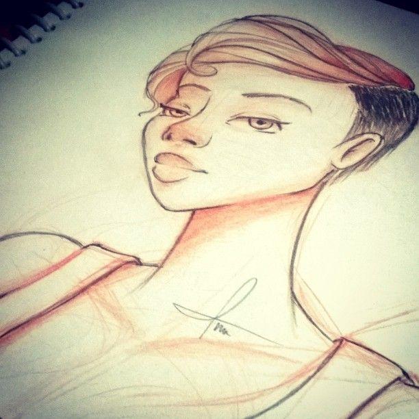 #art #artwork #sketch #drawing #pencils