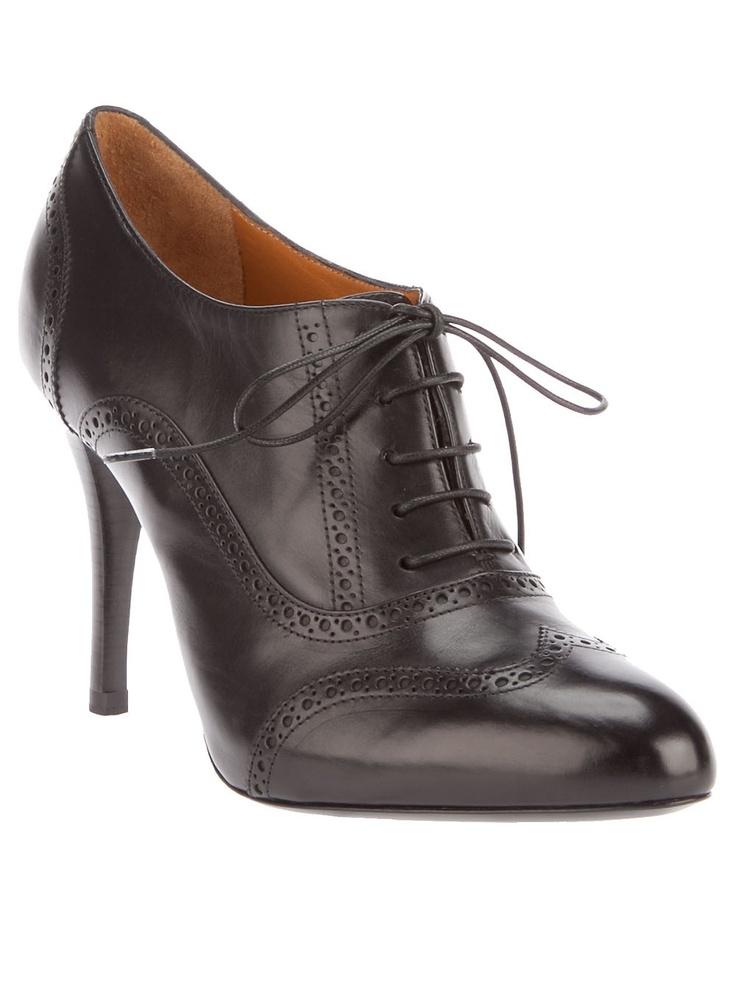 Pre-owned - Exotic leathers heels Ralph Lauren 3AldiO