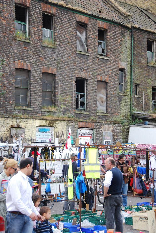 Brick Lane: London History, London Town