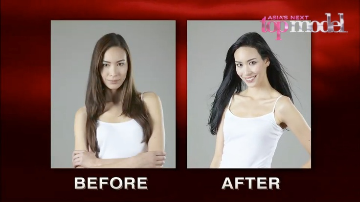Sofia Before and After