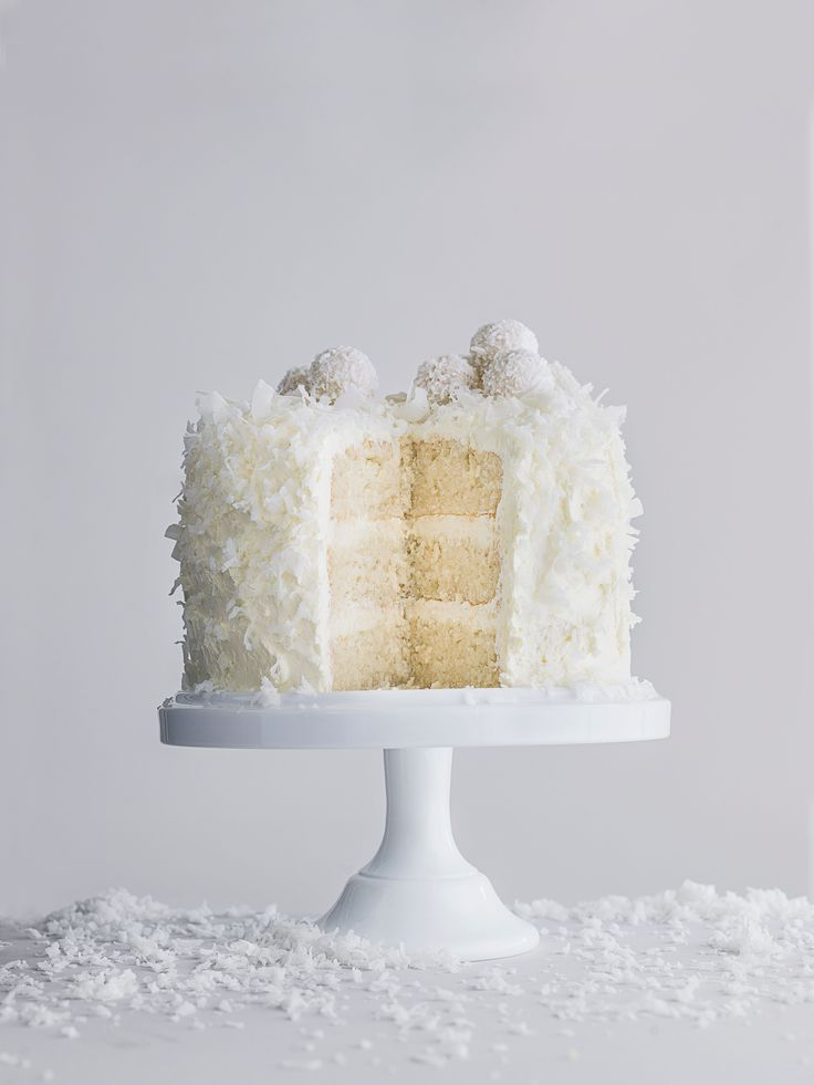 Love coconut snowballs? Then you really need to try our coconut cake! Make this indulgent showstopper cake for parties, birthdays or a weekend treat