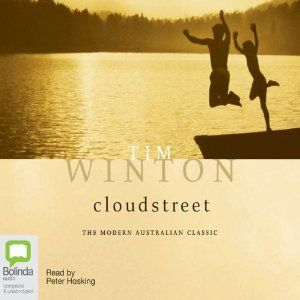 'Cloudstreet' is the 1991 classic which chronicles the lives of two working class Australian families who come to live together at One Cloud Street, in a suburb of Perth, WA.
