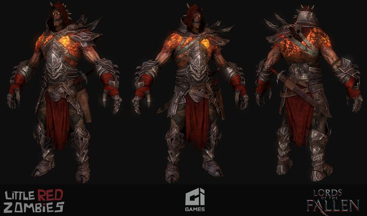 ArtStation - Lords of the Fallen - Characters , vimal kerketta