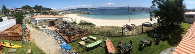 El Náutico de San Vicente do Mar. Conciertos de calidad todo el verano. #San Vicente #OGrove - Hotelgranproa.com
