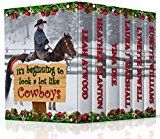 IT'S BEGINNING TO LOOK A LOT LIKE COWBOYS by Susette Williams (Author) Leah Atwood (Author) Heather Blanton (Author) Lynette Sowell (Author) Laura J. Marshall (Author) Tina Dee (Author) #Kindle US #NewRelease #Religion #Spirituality #eBook #ad