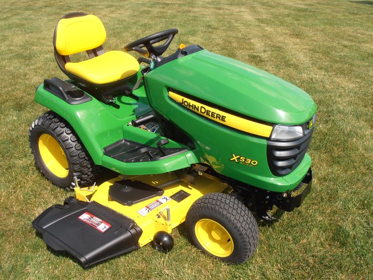 John Deere X530 Lawn Tractor : Best images about john deere lawn tractor on pinterest