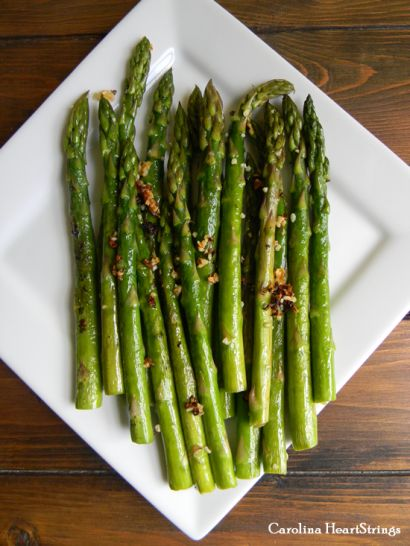 Pan Seared Asparagus Spears | Tasty Kitchen: A Happy Recipe Community!