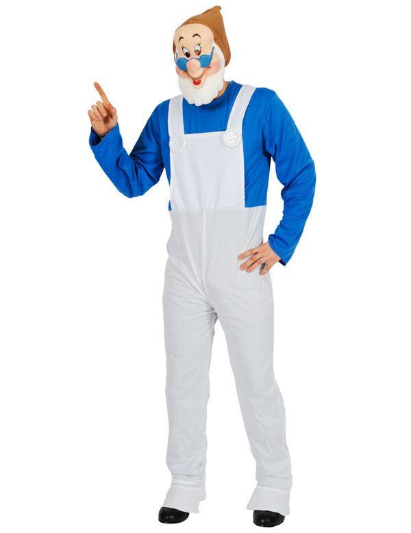 Adult Doc Seven Dwarf Costume