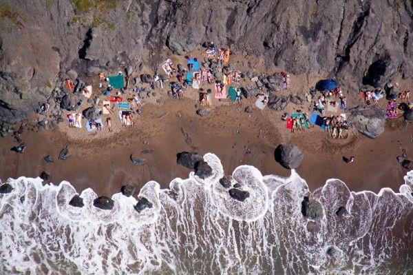 Nude-Beach-San-Francisco-: Nudes Beaches, San Francisco California, Beaches Life, Northern California, The Plage, Graymalin, Beaches Photography, Aerial Photography, Gray Malin