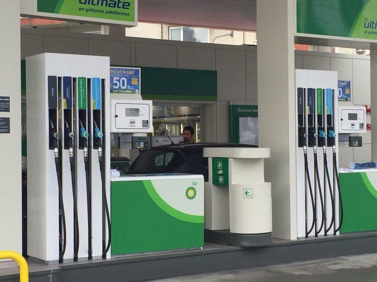 Bostancı Güney BP hizmete açıldı. #heristasyonagilbarco