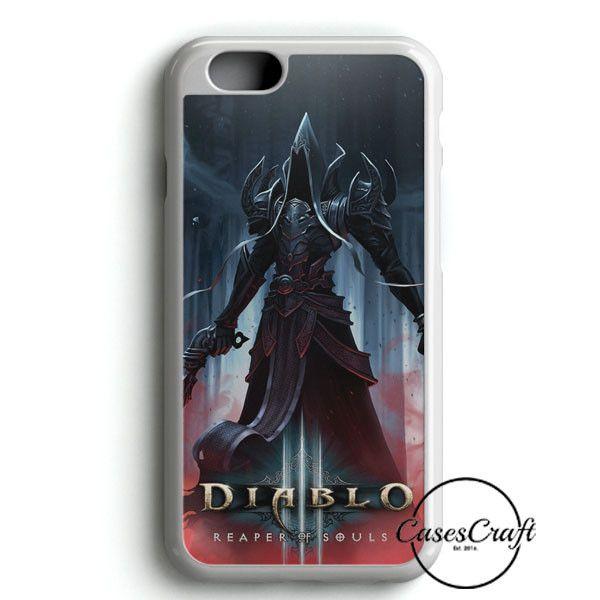 Diablo 3 Reaper Of Souls Malthael iPhone 6 Plus/6S PlusCase | casescraft