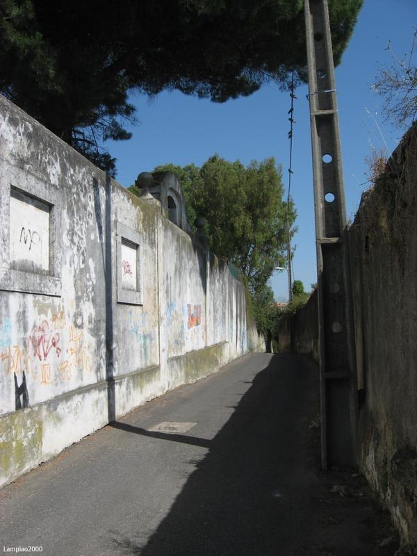 Azinhaga do Porto
