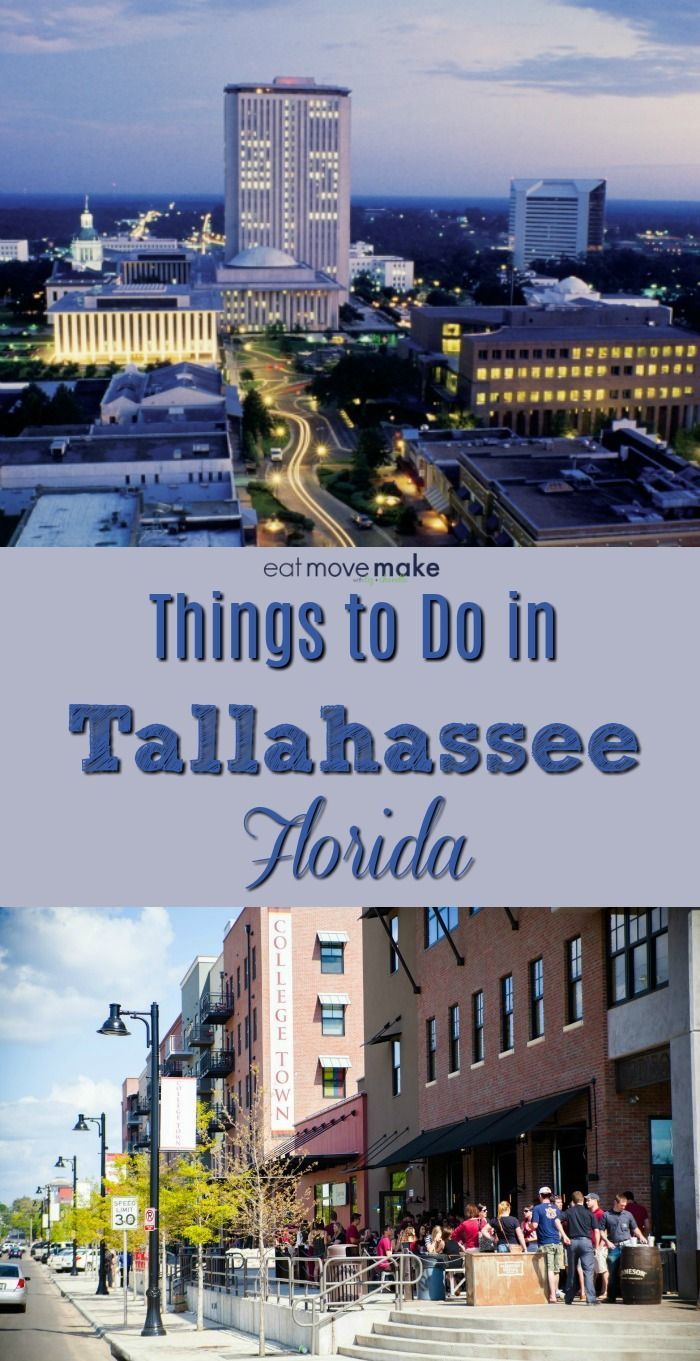 This list of things to do in Tallahassee Florida's ...