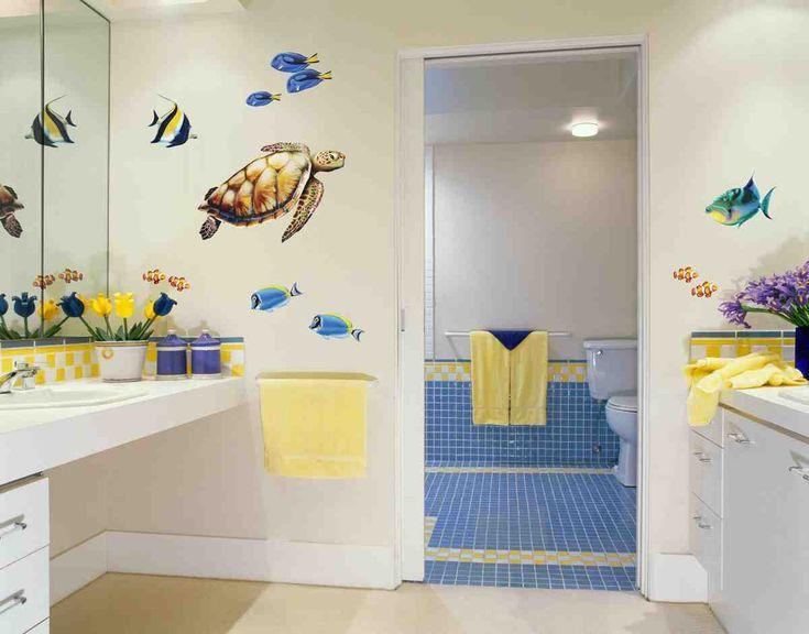 Ocean Bathroom Decor: 1000+ Ideas About Sea Bathroom Decor On Pinterest